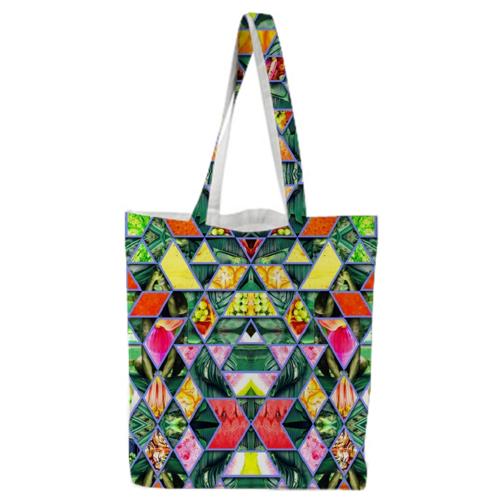 PAOM, Print All Over Me, digital print, design, fashion, style, collaboration, babyboofiji, Tote Bag, Tote-Bag, ToteBag, Taste, Fiji, autumn winter spring summer, unisex, Poly, Bags