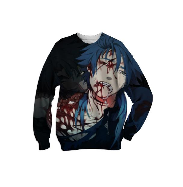 DRAMAtical Murder bad end SWEATSHIRT