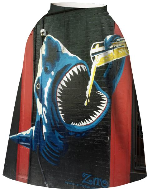 Shark Beer Skirt