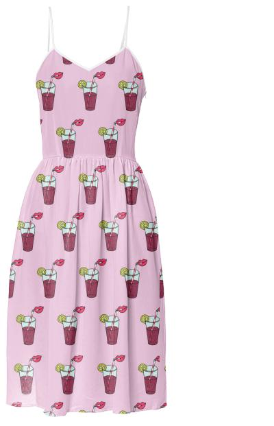 Drink Summer Dress