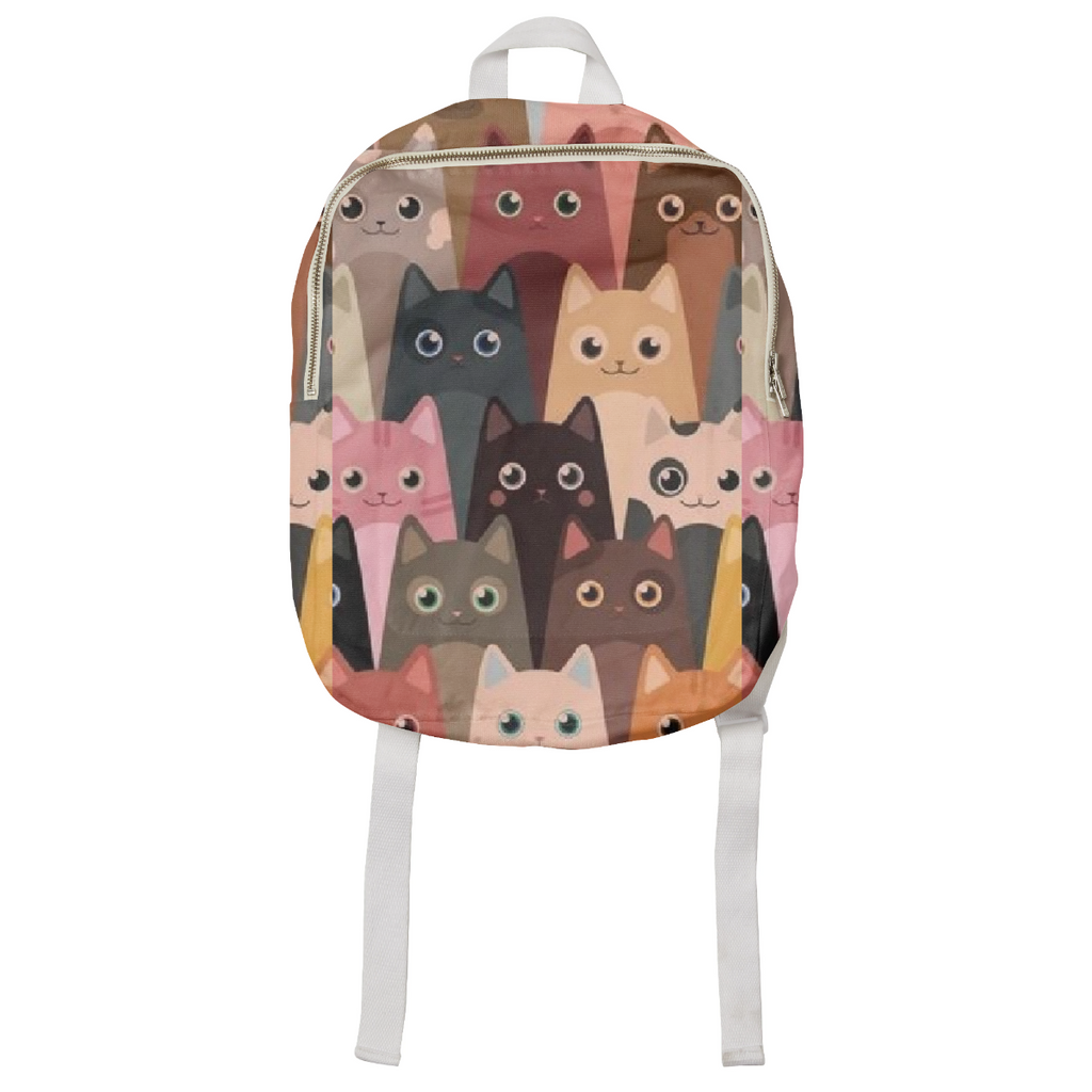 My Cat designed Kiddie bag