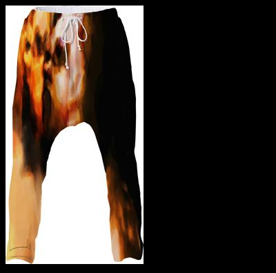 transfiguration Drop Pant