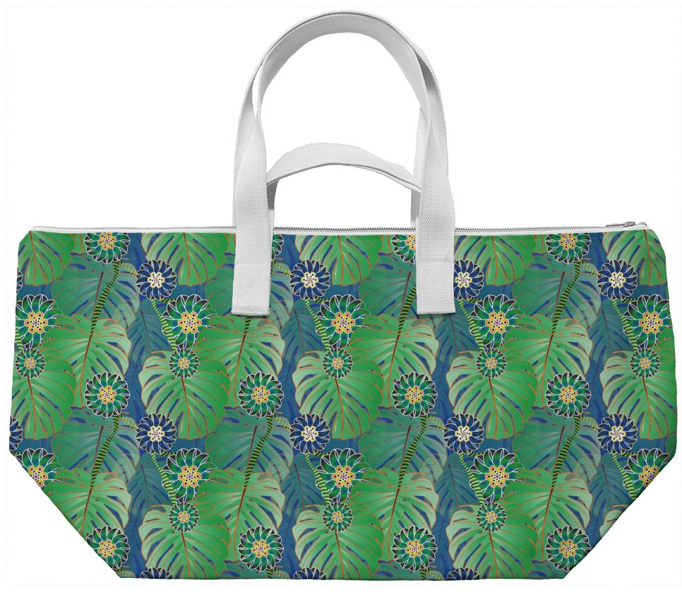 Tropical Plant WE Bag