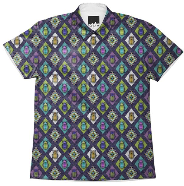 Scarabs Short Sleeve Workshirt