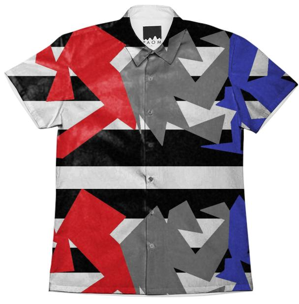 Pointy Monsters Workshirt