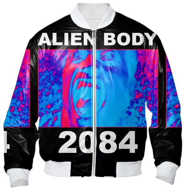 TOTAL ALIEN BODY RECALL BOMBER