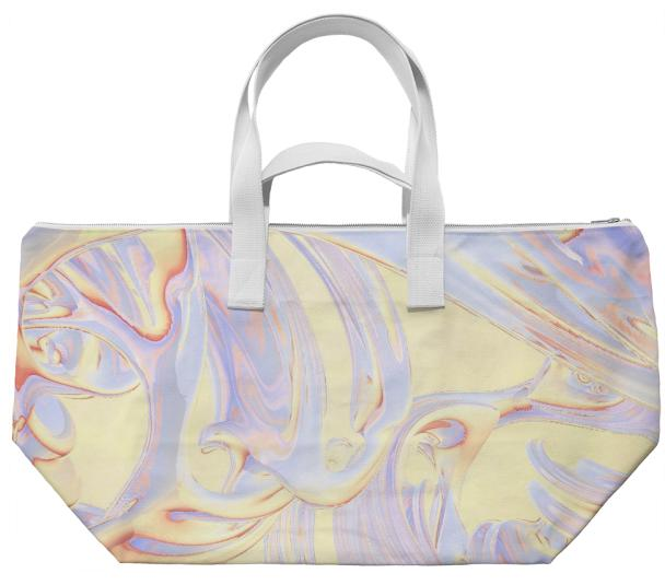 PAOM, Print All Over Me, digital print, design, fashion, style, collaboration, zouassi, Weekend Bag, Weekend-Bag, WeekendBag, autumn winter spring summer, unisex, Poly, Bags