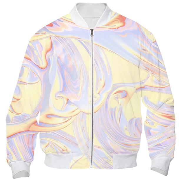 PAOM, Print All Over Me, digital print, design, fashion, style, collaboration, zouassi, Bomber Jacket, Bomber-Jacket, BomberJacket, autumn winter, unisex, Nylon, Outerwear