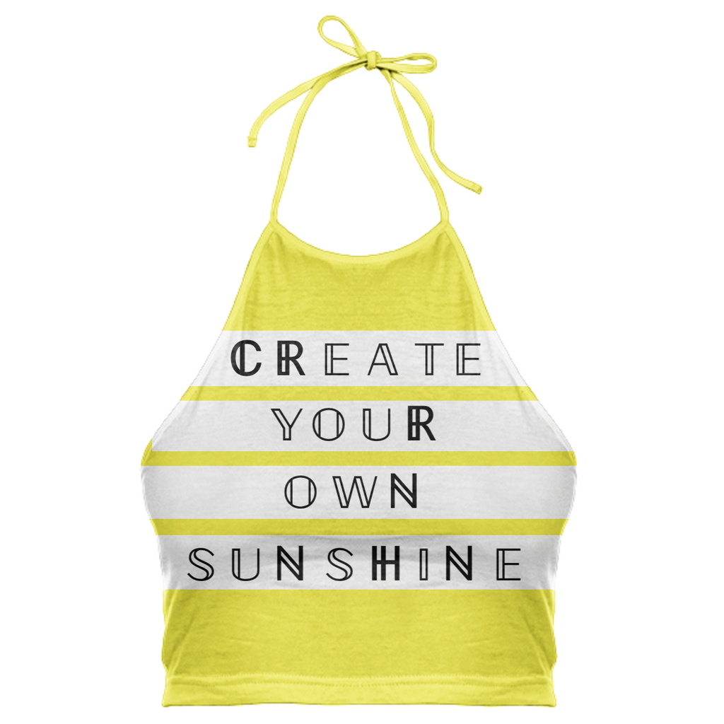 CREATE YOUR OWN SUNSHINE top