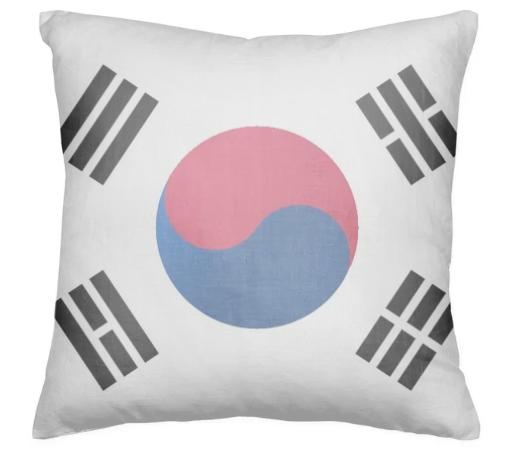 Electric Tribe South Korea Pillow