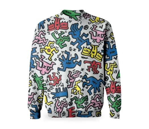 Keith Haring Sweater
