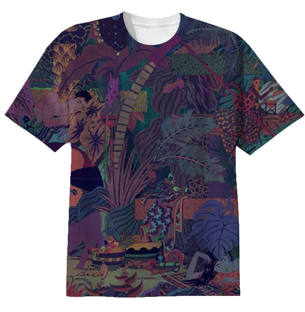 Glass Animals Zaba Shirt