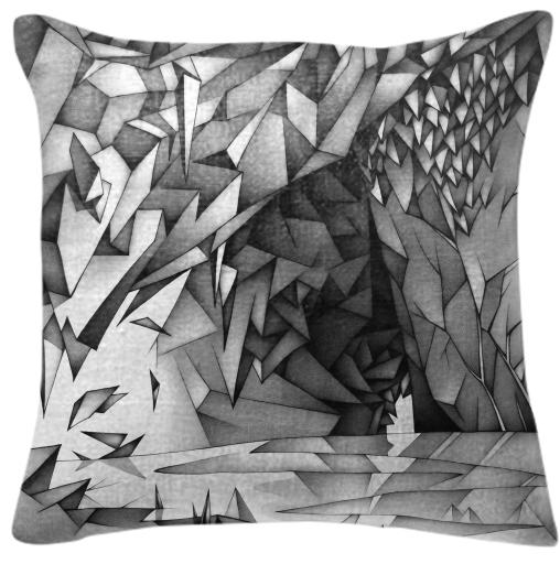 Grotto Pillow