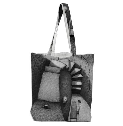 Transition Of Time Tote Bag