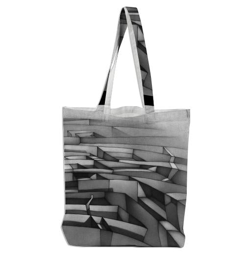 Betwixt Between Tote Bag