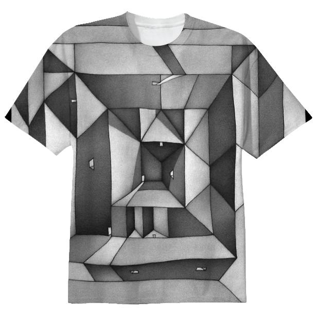 Eaves Echo T shirt