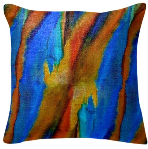 Cool Painting Pillow