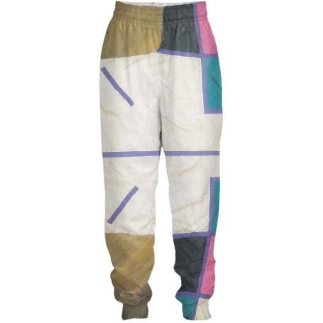 ExtraLayer Squares Tracksuit Pant