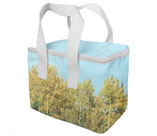 Kids Forest Lunch Bag