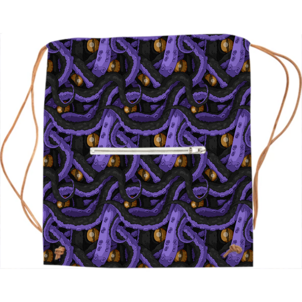 Kracken Tentacle Sports Bag