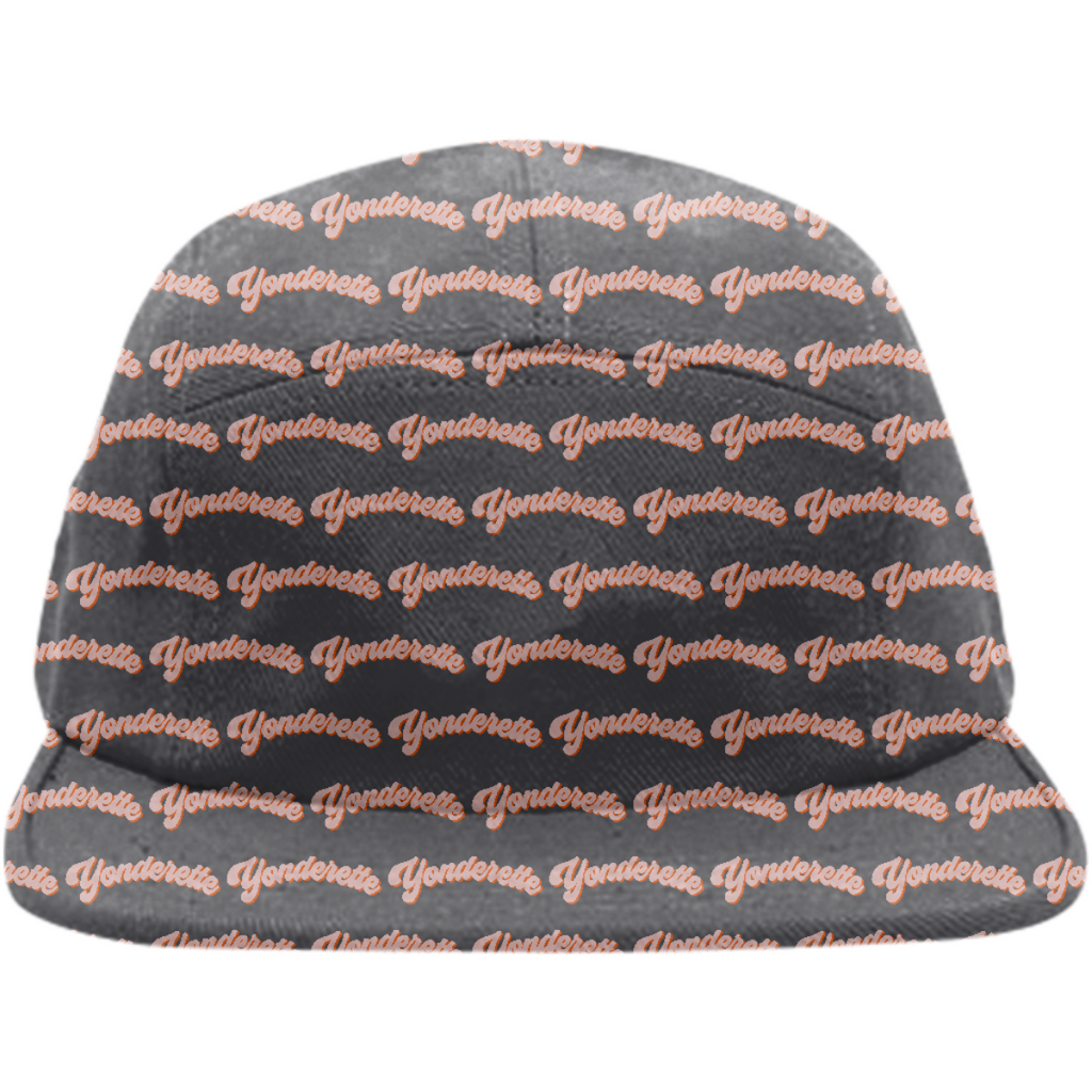 Yonderette Grey Hat