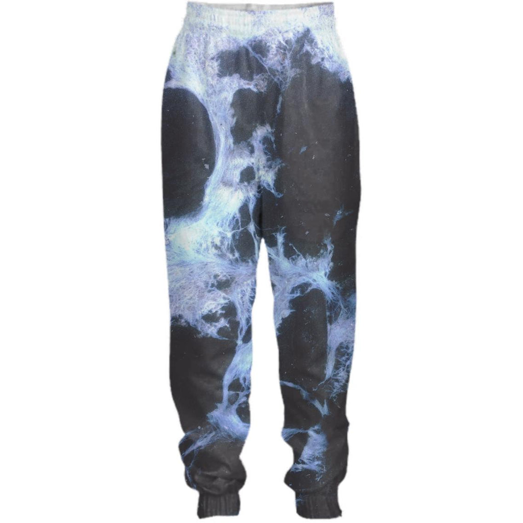 White Seaweed Pants