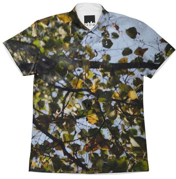 Fall Dream Short Sleeve Workshirt