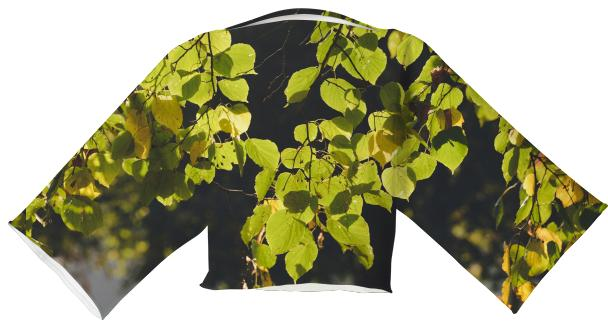 Autumn Silhouettes VP Neoprene Block Top