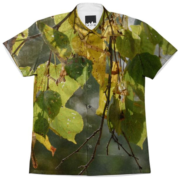 Autumn Fantasy Short Sleeve Workshirt