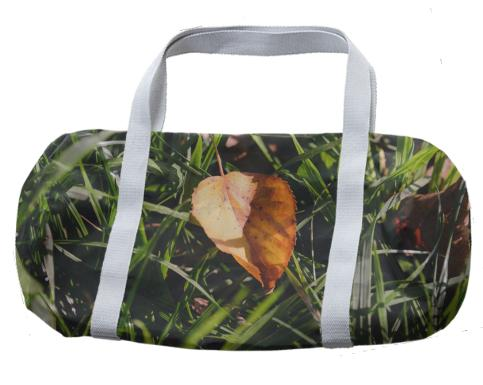 Fall Leaf Duffle Bag
