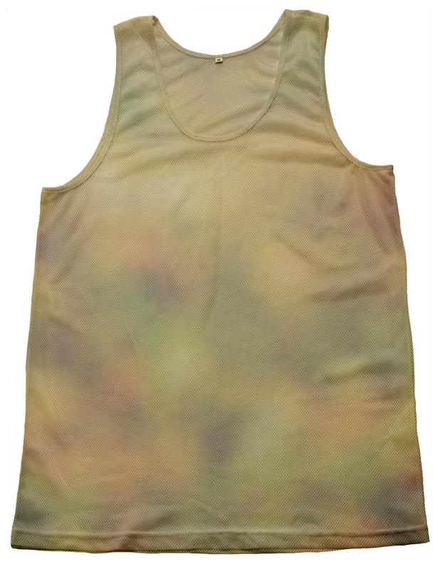 Autumn Background Mesh Tank