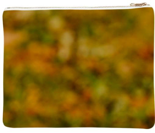 Autumn Background Neoprene Clutch
