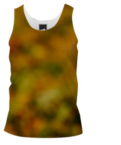 Autumn Background Tank Top Men