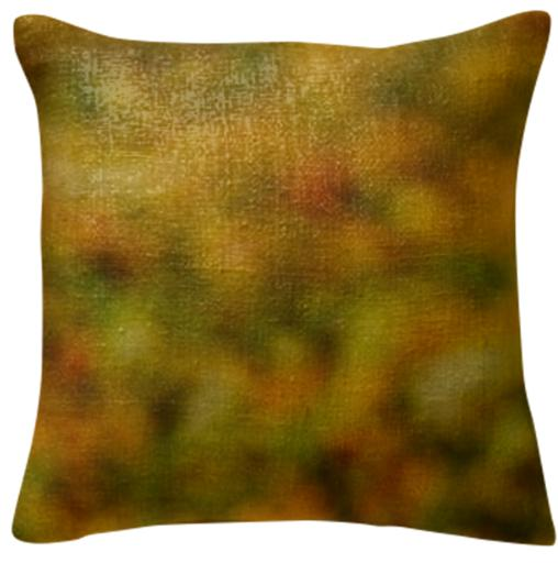 Autumn Background Pillow