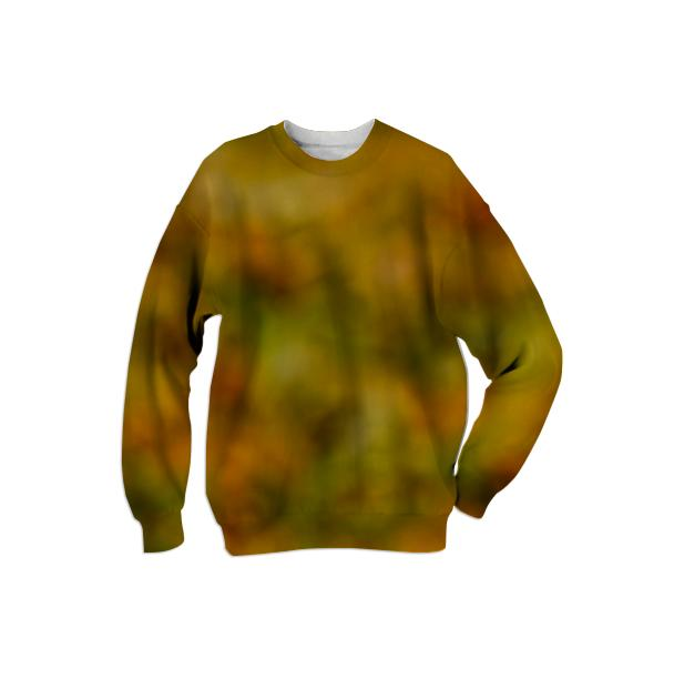 Autumn Background Sweatshirt