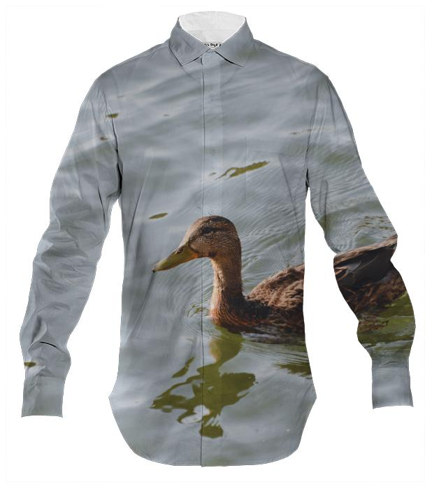 Duck Men s Button Down