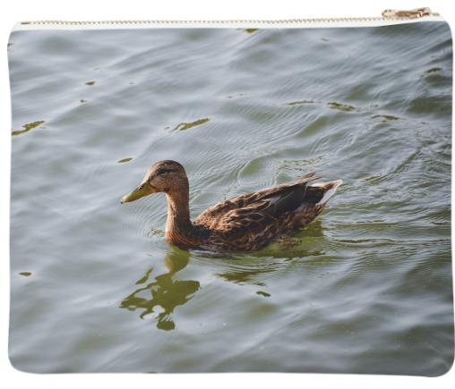 Duck Neoprene Clutch