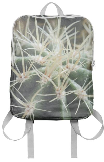 Cactus Close Up Backpack