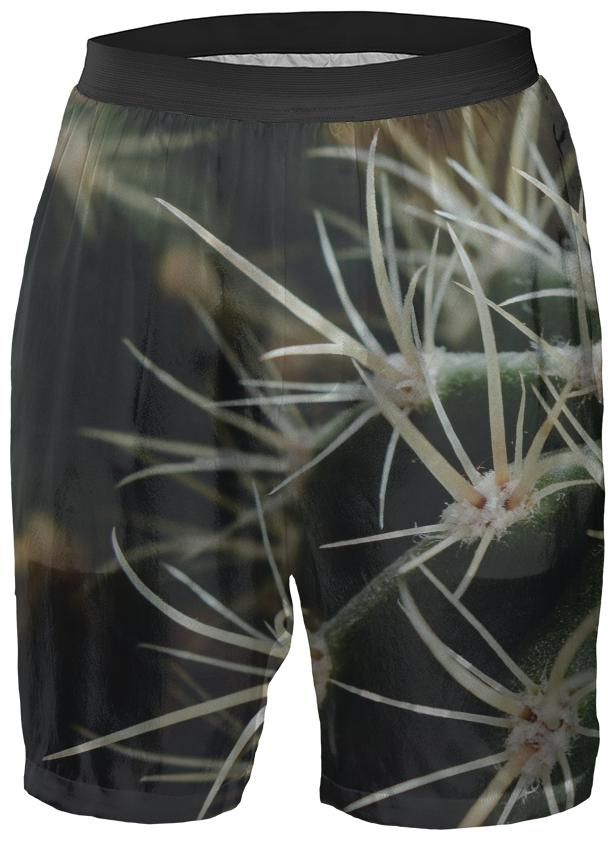 Cactus Close Up Boxer Shorts