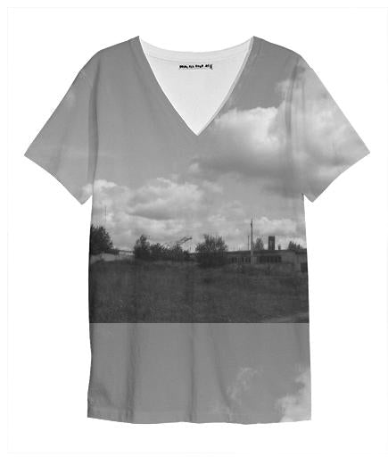 Abandoned V Neck Shirt