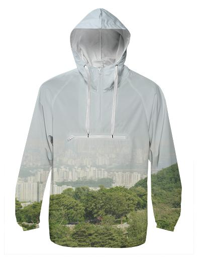 SEOUL VIEW Windbreaker