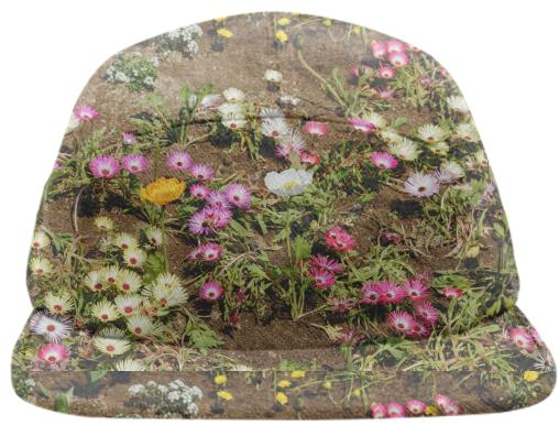 Flowers Baseball Hat