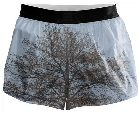 Tree Running Shorts