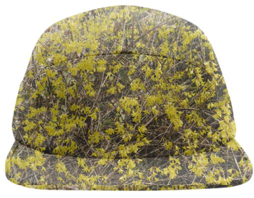 Forsythia Baseball Hat