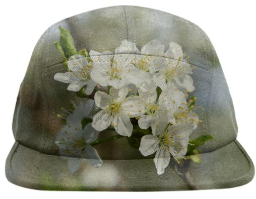 Spring Flowers Baseball Hat