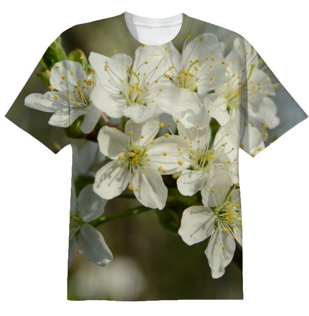Spring Flowers T shirt