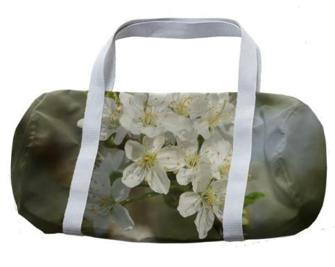 Spring Flowers Duffle Bag