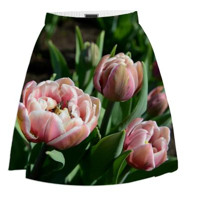 Tulips Summer Skirt