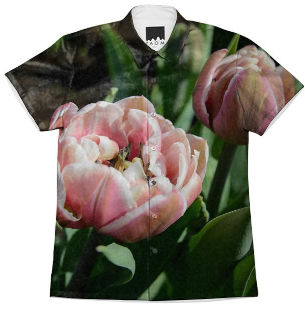 Tulips Short Sleeve Workshirt