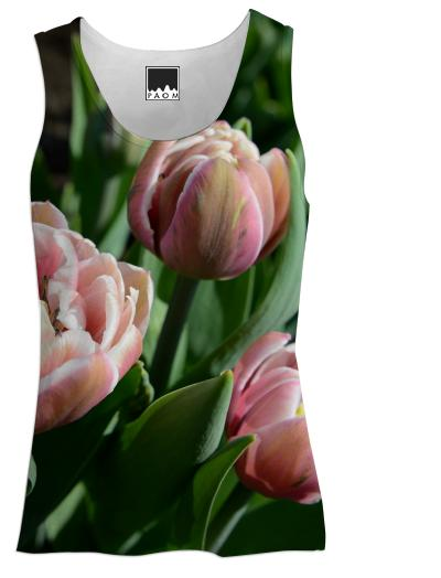 Tulips Tank Top Women